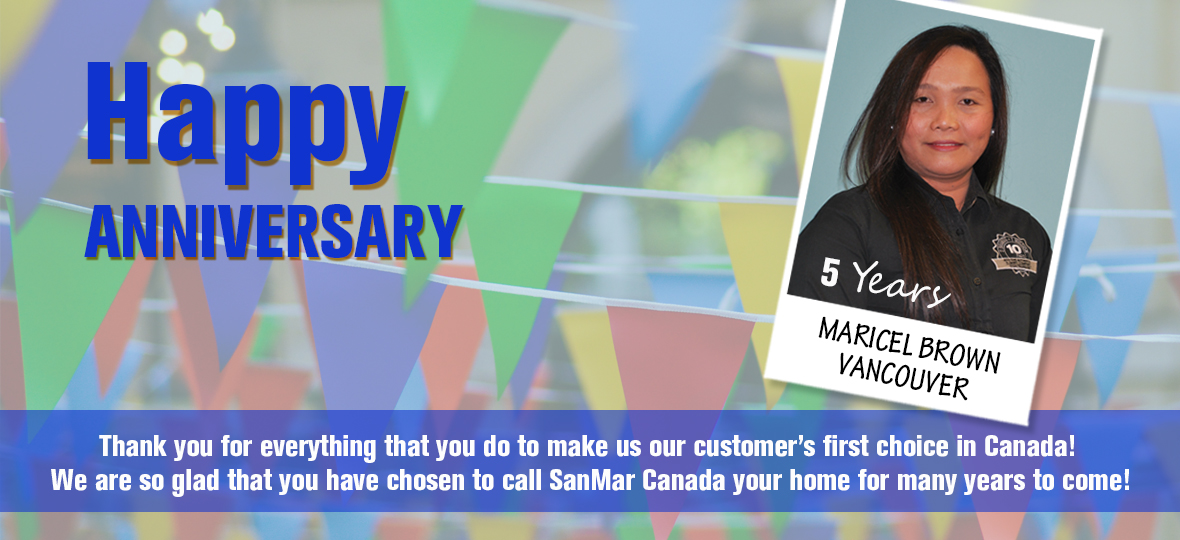 The Authentic T-Shirt Company®/SanMar Canada